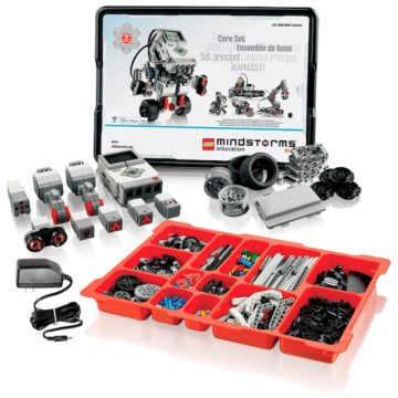 Lego Mindstorms Ev3 – RobotC – Level 2 – Yantra Robotics
